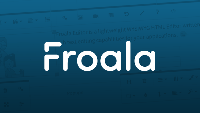 Idera, Inc. Adds Web App Text Editing through Froala Acquisition